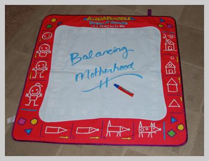 Magic Writing Pad For Kids Balancing Motherhood