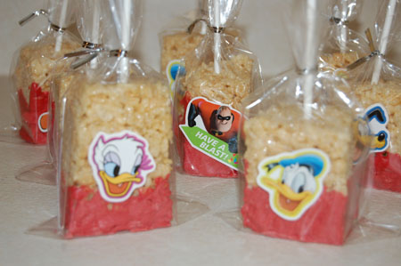 rc2 Rice Krispie Treats Dipped in Chocolate