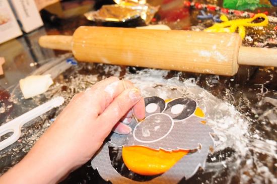 Elmo cake template