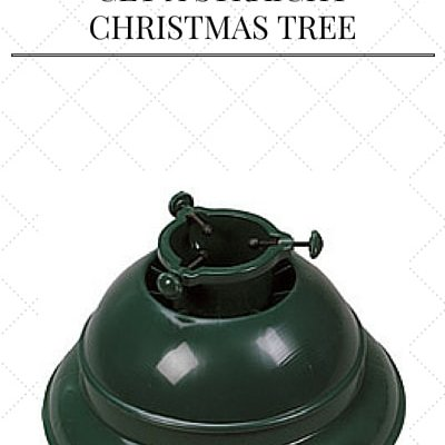best Christmas tree stand