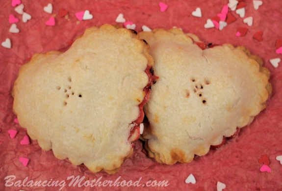 heartcherrypie2 Cherry Pie Hearts Just in Time for Valentines Day