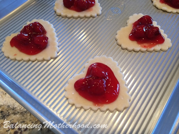 heartcherrypiecherry Cherry Pie Hearts Just in Time for Valentines Day