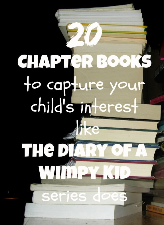 20 books to read after diary of a wimpy kid