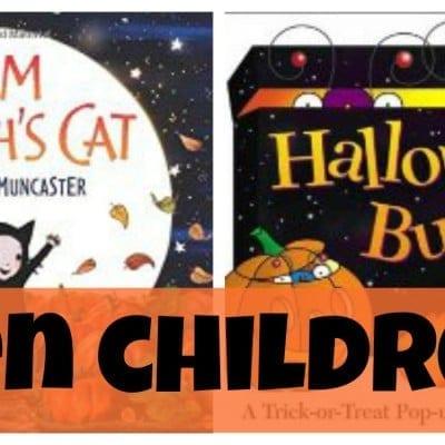 Halloween Children's Book Roundup