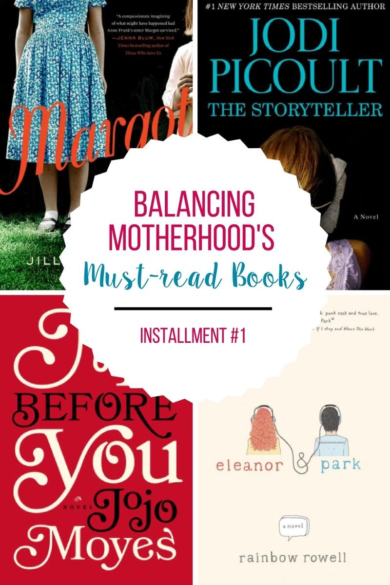 Balancing Motherhood's Must-read Books