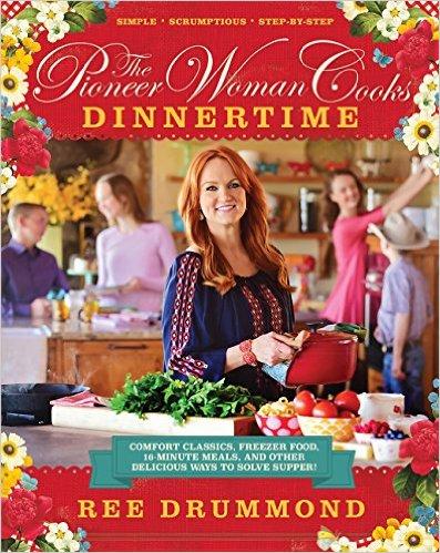The Pioneer Woman Dinnertime