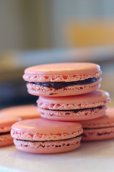 Three Easy Tips for Perfect Macarons