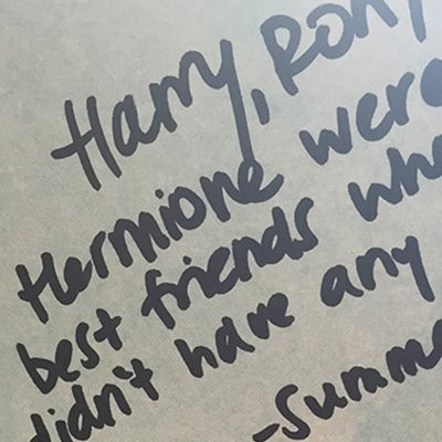 What Harry Potter Means to Me