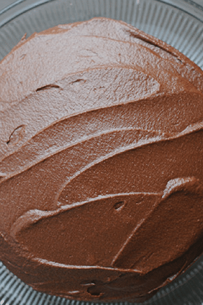 Chocolate Sweet Potato Frosting Recipe