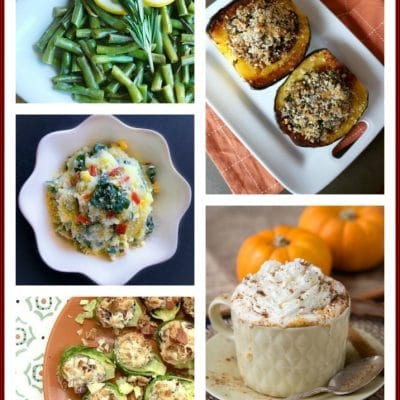 18 All New Thanksgiving Side Dish Recipes