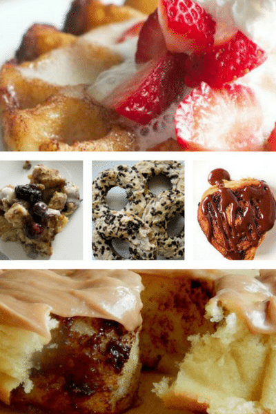 15 Sweet Treats for Christmas Breakfast
