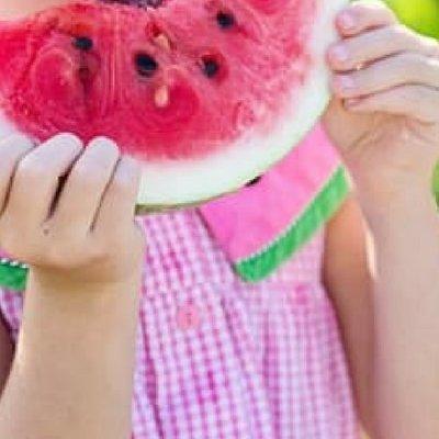 Healthy Summertime Snacks for Kids