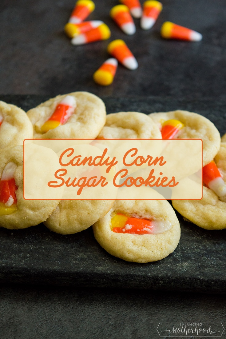 Candy Corn Sugar Cookies Pinterest