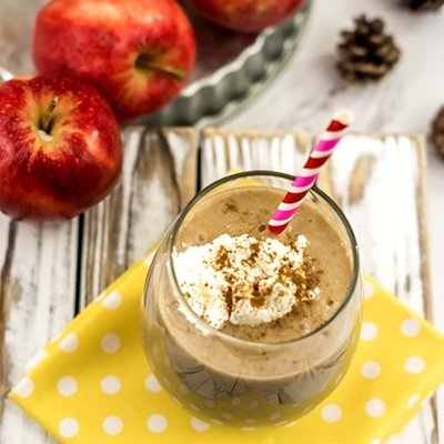 Paleo Apple Pie Smoothie