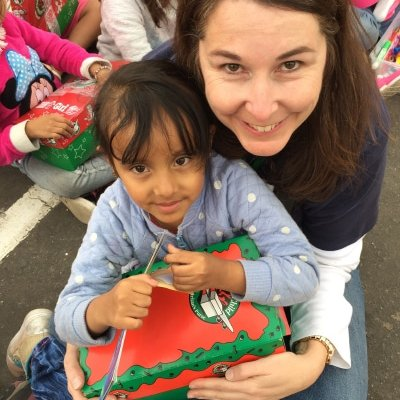 Operation Christmas Child Trip