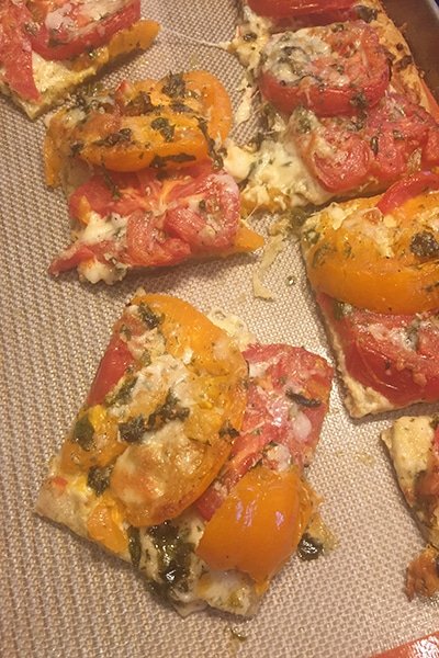 Tomato Tart Featured Image