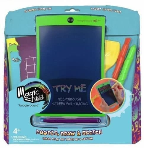 Boogie Board Magic Sketch review