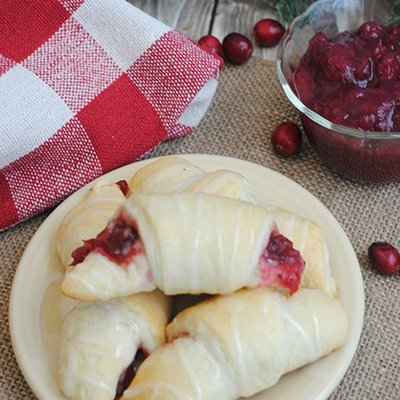 Cranberry Crescent Rolls Recipe
