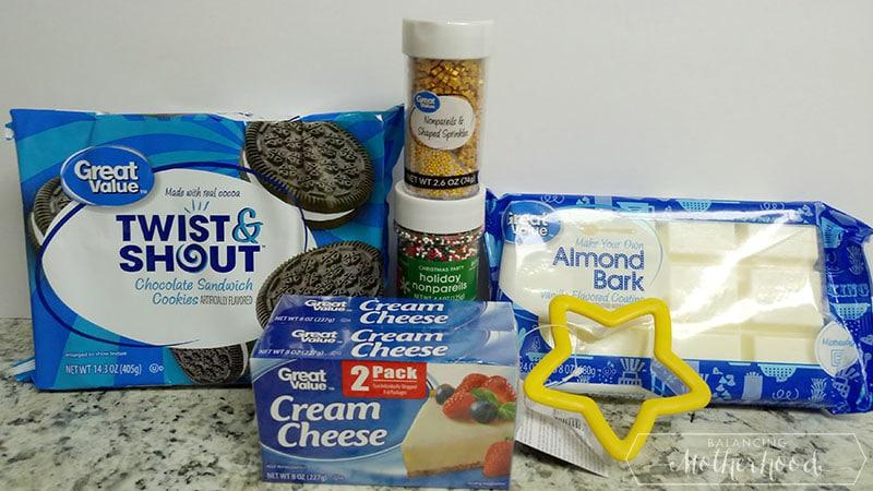 Oreo Cheesecake Balls Ingredients
