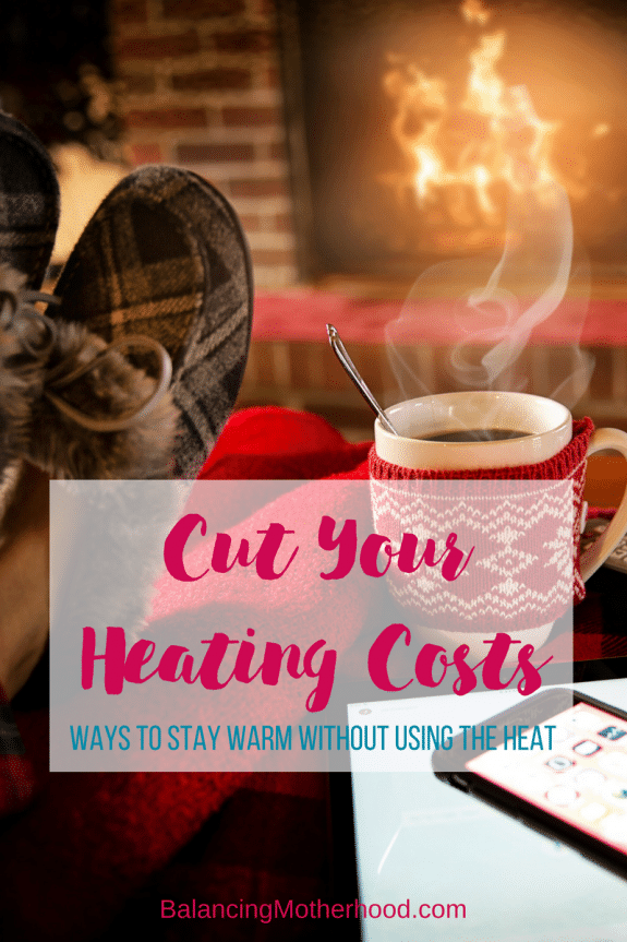 Cut your heating costs with these tips on how to stay warm in winter.