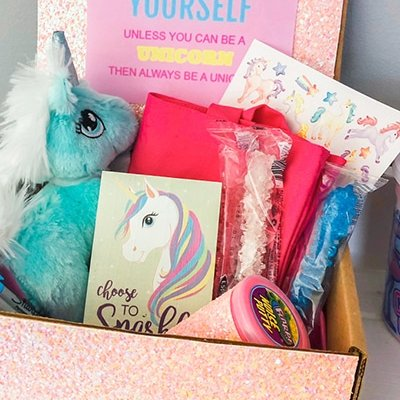 Unicorn Box Tutorial
